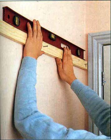 Как сделать межкомнатную дверь из ламината